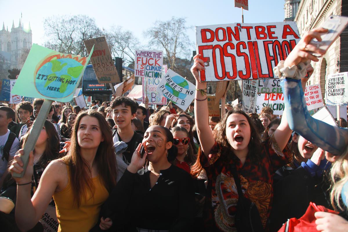 Carta aberta da liderança do grupo de coordenação global da Juventude pelo Clima
